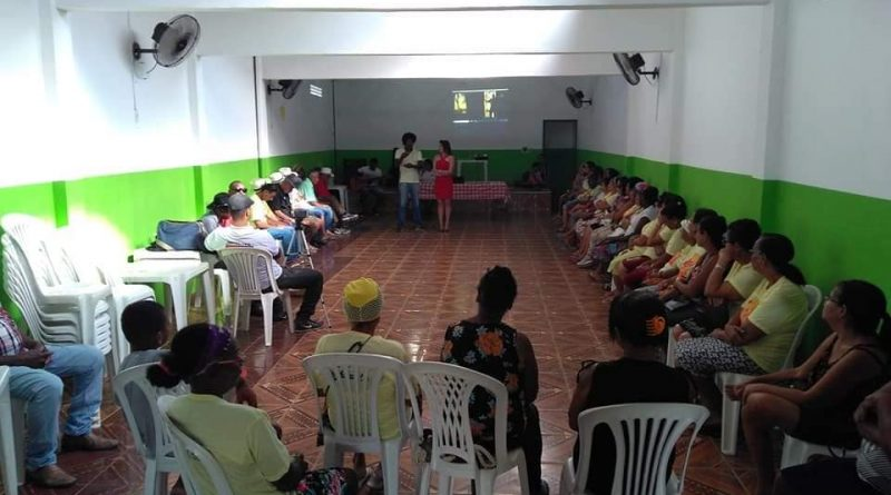 SÃO FELIPE: CRAS realiza festa em homenagem ao Dia dos Pais