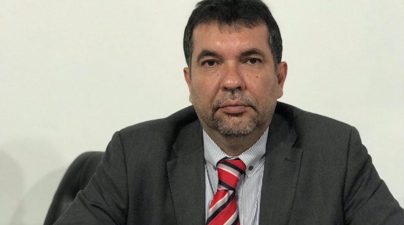"""Vereador Chispita  rompe  com Rogério Andrade: """"A população foi enganada e eu também"""""""