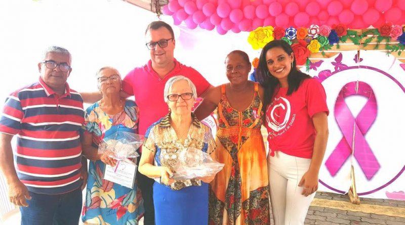 DOM MACEDO COSTA: Combate do câncer de mama e colo de útero!Palestras, Dom Macedo Costa Saúde nota 10