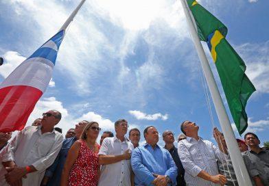 Inaugurada 14ª Policlínica Regional de Saúde em Senhor do Bonfim