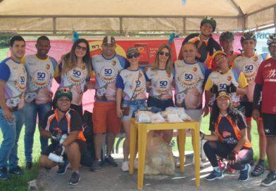 ROTARY CLUB DE SAJ PROMOVE MAIS UM GRANDE EVENTO EM PROL DA CONSTRUÇÃO DOS CINCO LEITOS DE UTI NEONATAL NA MATERNIDADE LUIS ARGOLO