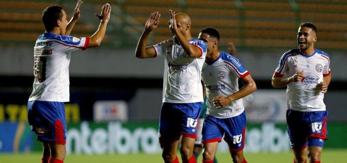 Bahia goleia Manaus por 4 a 1 e avança na Copa do Brasil.