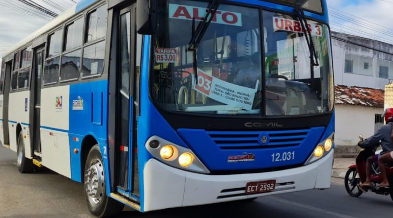 Transporte coletivo em Santo Antônio de Jesus passa a funcionar de 5h30 às 21h