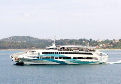 Mulher é assaltada e assediada durante travessia no ferry-boat
