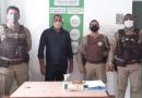 Muniz Ferreira: Secretário Cesar Sampaio se reuniu com a Policia Militar para tratar da segurança do homem do campo